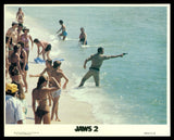 Jaws 2 1978 mini lobby card still 3