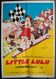 Little Lulu Argentinean one-sheet