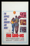 The Love-Ins window card 1967