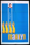 Marilyn one sheet 1963 Marilyn Monroe Rock Hudson