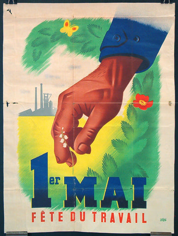 May Day 1942 propaganda