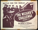 The New Adventures of Batman and Robin title card 1949