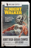 The Night Walker 1965 US one sheet