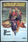 No Blade Of Grass one-sheet