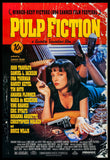 Pulp Fiction one sheet Tarantino 1994