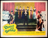 Reveille With Beverly lobby card 1943 Frank Sinatra