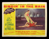 Singin' In The Rain lobby card 1952