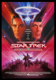 Star Trek V: The Final Frontier one sheet 1989