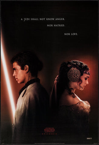 Star Wars: Episode II - Attack of the Clones teaser one sheet