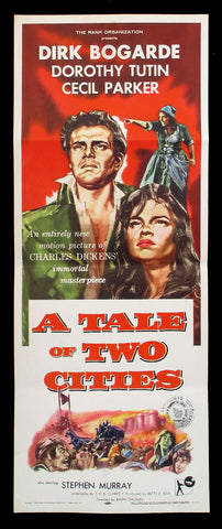 A Tale of Two Cities insert 1958