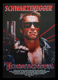 The Terminator movie poster Schwarzenegger