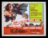 Vampire Beast Craves Blood Curse of the Blood-Ghouls half-sheet