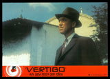 Vertigo German lobby card Alfred Hitchcock James Stewart