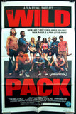The Wild Pack one-sheet movie poster.