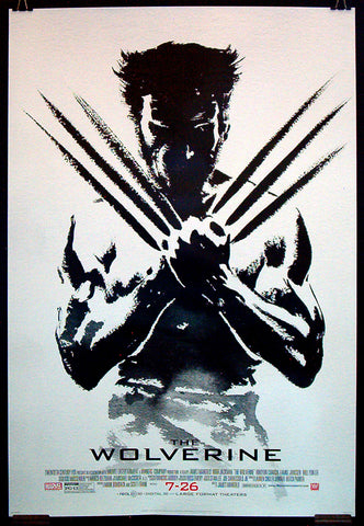 The Wolverine advance one sheet
