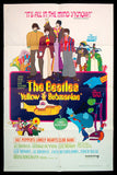 Yellow Submarine one sheet The Beatles 1968