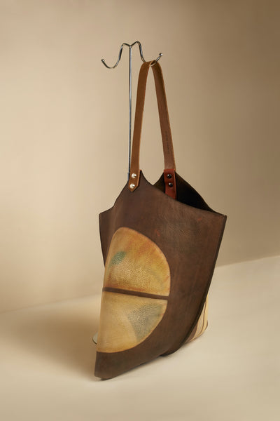 Wedge bag 16in - Special collaboration with Ocelot Clothing