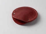 Port leather circular cable case