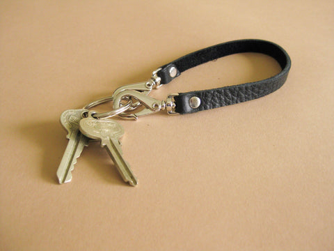 Lariat Key Leash - Short 12""