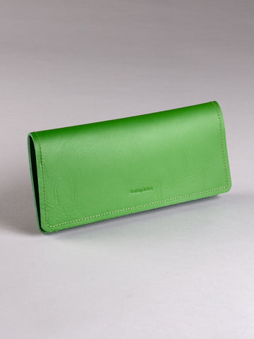Channel Wallet - Lime Green