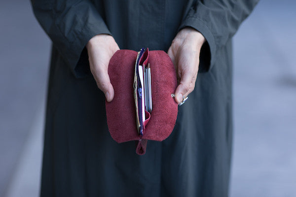 Pocketbook wallet - Special Collab with Ocelot Clothing