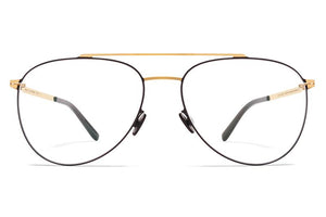 MYKITA LITE ACETATE PETERSON GOLD/BLACK