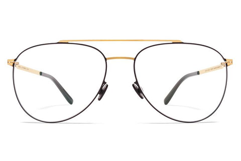 Image of MYKITA LITE ACETATE PETERSON GOLD/BLACK - Eyecare Malta