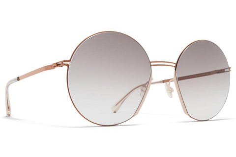 Image of MYKITA LITE ACETATE JETTE SHINY COPPER - Eyecare Malta