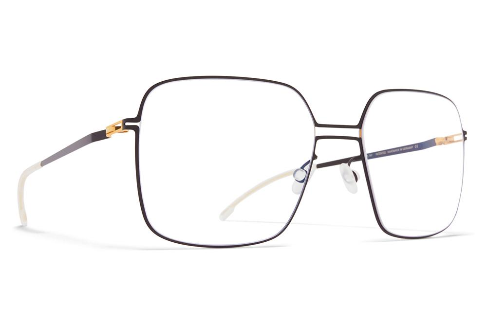 MYKITA  VELMA GOLD BLACK