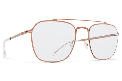 Image of MYKITA + MAISON MARGIELA MMCRAFT006 SHINY COPPER - Eyecare Malta