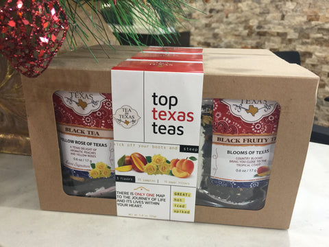 Gift Set | Top TEXAS Teas