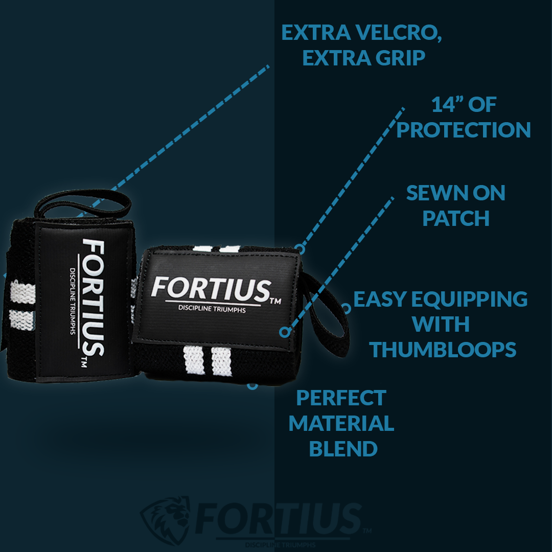 Wrist Wraps Bundle