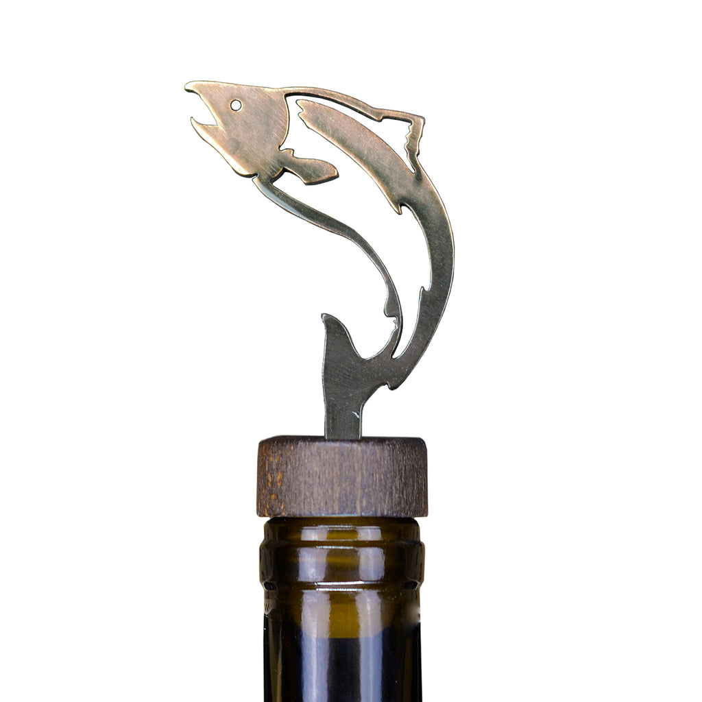 Fish Bottle Stopper