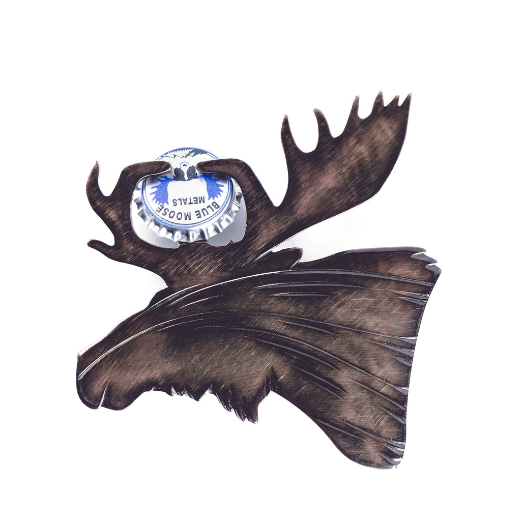 Moose - Magnetic Bottle Opener
