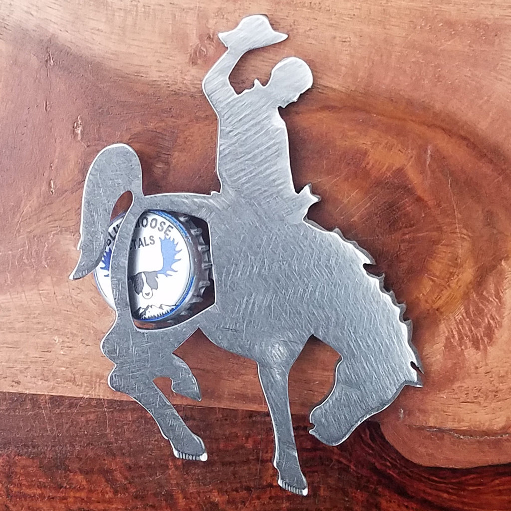 Bronco Bottle Opener