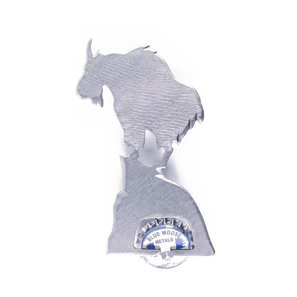 Mountain Goat - Magnetic Bottle Opener