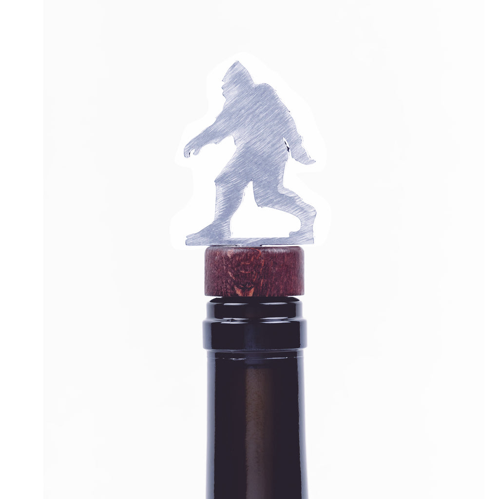 Bigfoot Bottle Stopper
