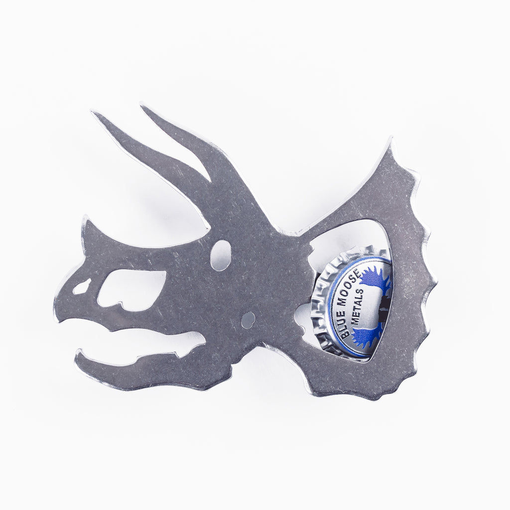 Triceratops - Magnetic Bottle Opener
