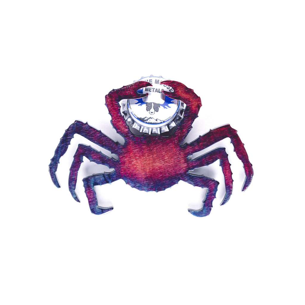 Crab - Magnetic Bottle Opener