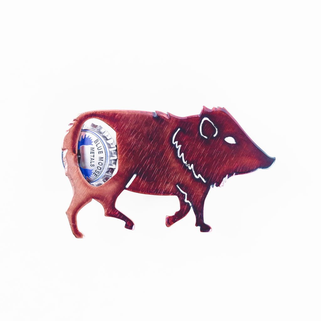 Javelina - Magnetic Bottle Opener