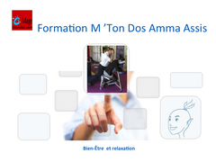 Pré-inscription à une formation M'Ton Dos Massage Assis