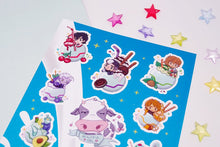 Load image into Gallery viewer, Voltron Milkshake Sticker Sheet