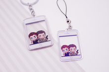 Load image into Gallery viewer, Chris & Peter Teen Wolf Charm