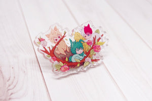 BNHA Forest Branch Small Pin