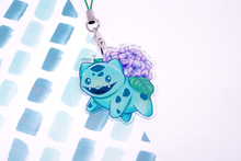 Load image into Gallery viewer, Hydrangea Bulbasaur Charm
