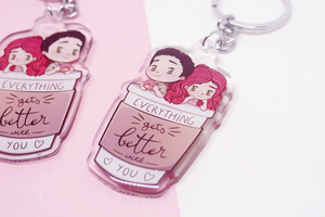 Marrish Teen Wolf Charm