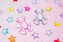 Load image into Gallery viewer, CardCaptor Sakura & Syaoran Bears Charms