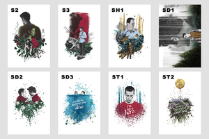 TW Cards Postcards