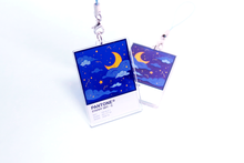 Load image into Gallery viewer, Starry Sky Pantone Charm