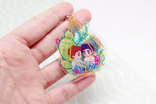 Load image into Gallery viewer, Sterek Terrarium Charm